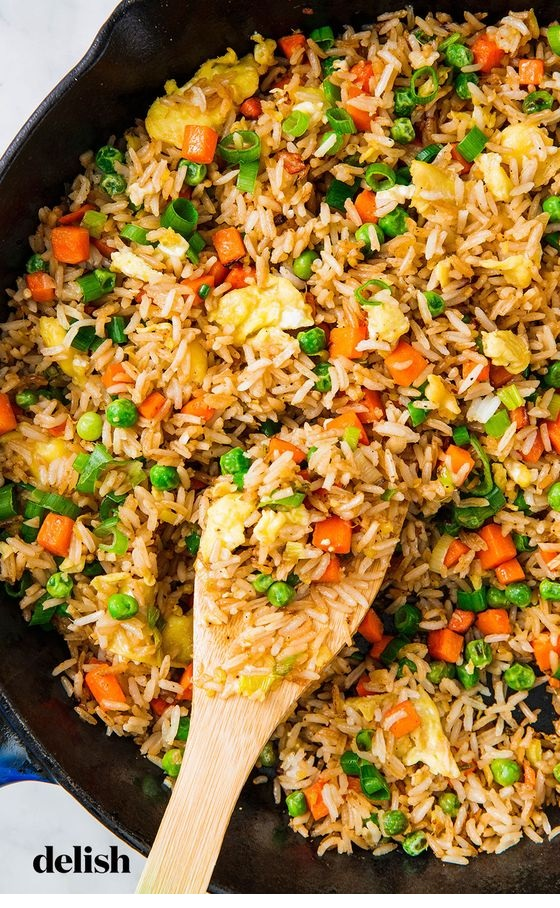 Perfect Fried Rice