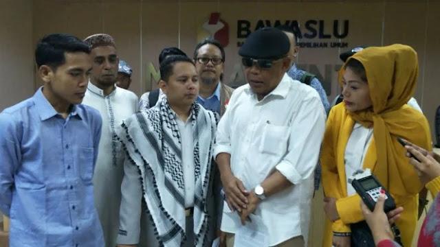 Surat Suara Tercoblos 01, Eggy Sudjana Laporkan Jokowi hingga Rusdi Kirana ke Bawaslu
