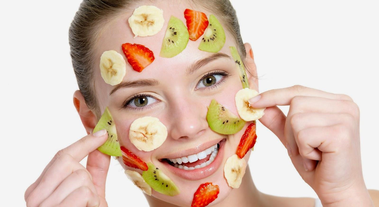 Kết quả hình ảnh cho mặt nạ hoa quả