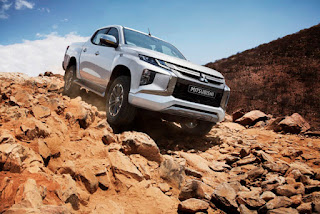 New Mitsubishi Triton, Engineered Beyond Tough....