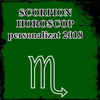 SCORPION HOROSCOP personalizat 2018 Nativi nascuti in 1990