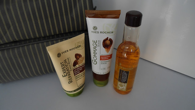 Yves Rocher Vücut Bakım Ürünleri