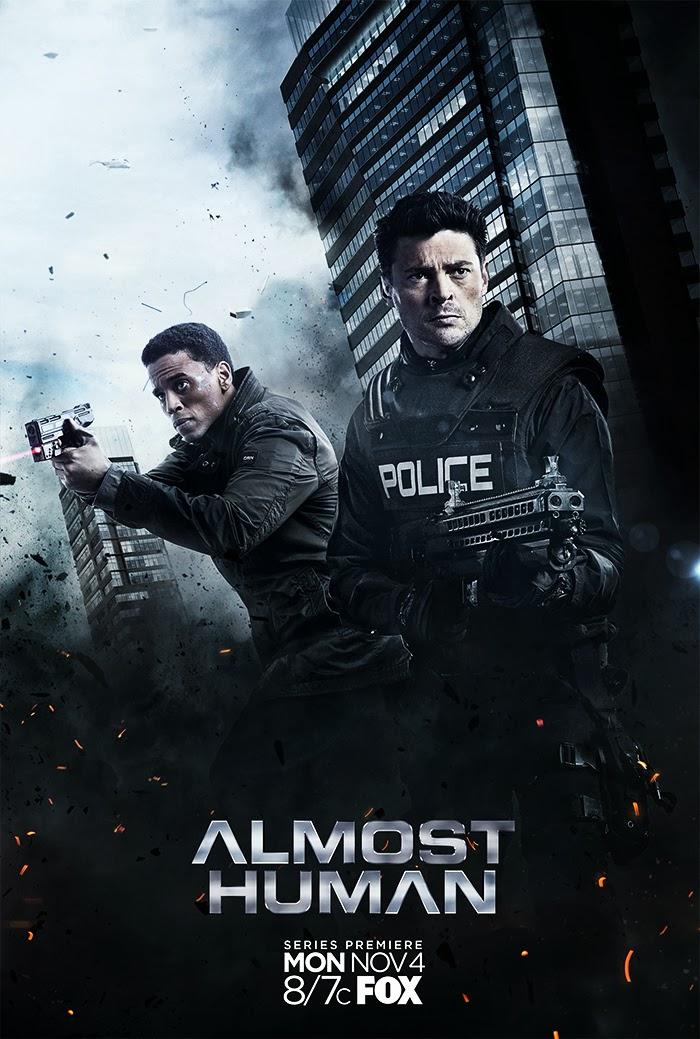 Almost Human ตำรวจพันธุ์เหล็ก [HD][พากย์ไทย]