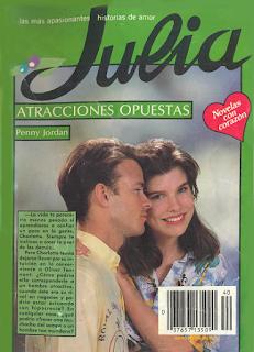 Penny Jordan - Atracciones Opuestas