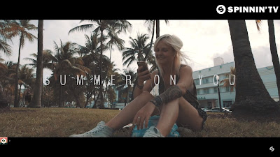 Sam Feldt X Lucas & Steve ft Wulf - Summer on You ( Club Edit )[ Official Music Video ] Spinnin' Records
