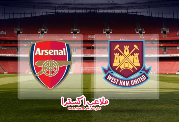 النادي الارسنالي يحقق الفوز بثلاث اهداف لهدف