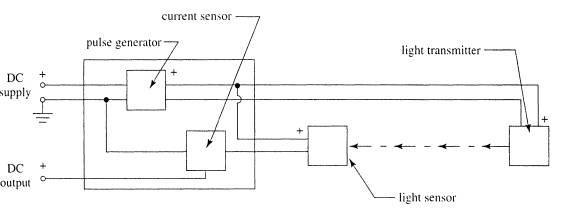 sơ đồ cảm biến quang