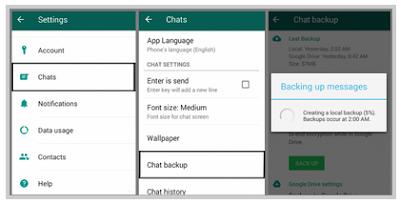 Free Download & Cara Mengubah Tema Whatsapp [Tanpa Root]