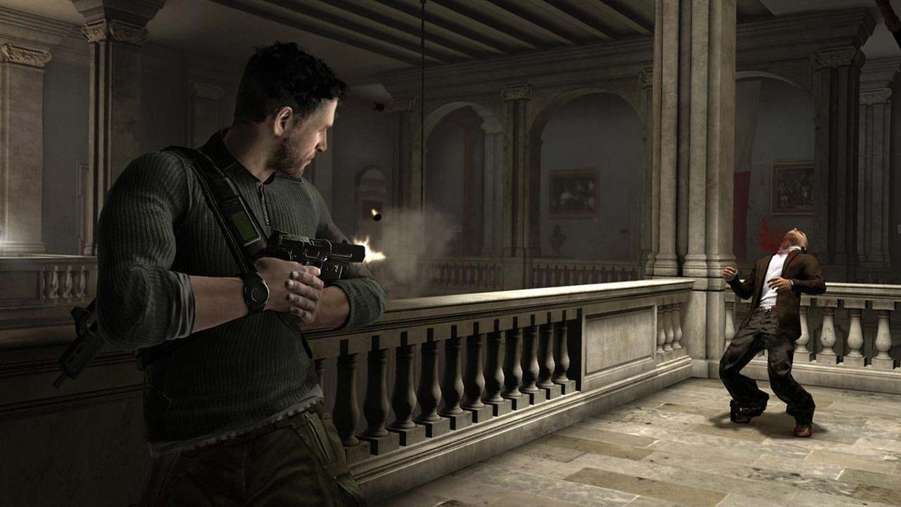تحميل لعبة Tom Clancy's Splinter Cell Conviction