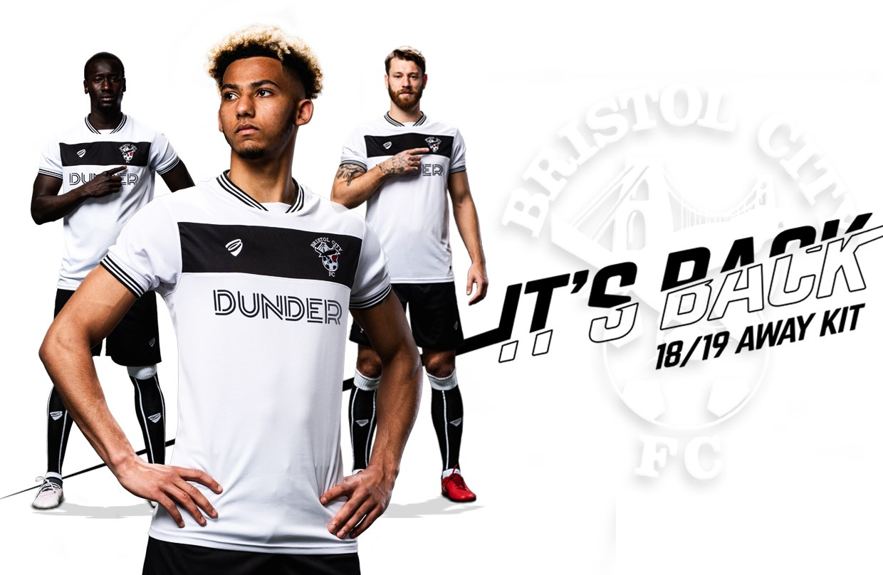 In-House Bristol City 18-19 Home f358dee22