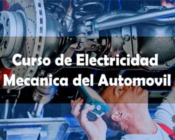 Curso de Electricidad y Mecanica del Automovil [PDF]