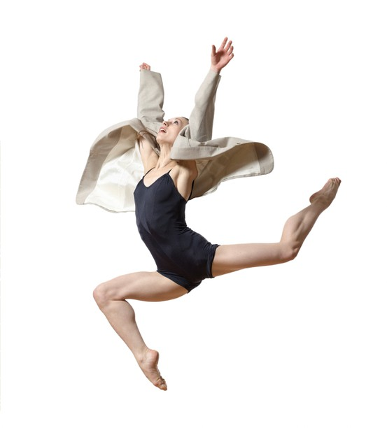 Miss Cait's Dance Notes: Examples of Double Attitude Jumps