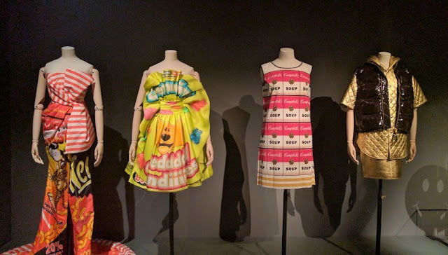 Moschino Jeremy Scott Dresses The Barbican