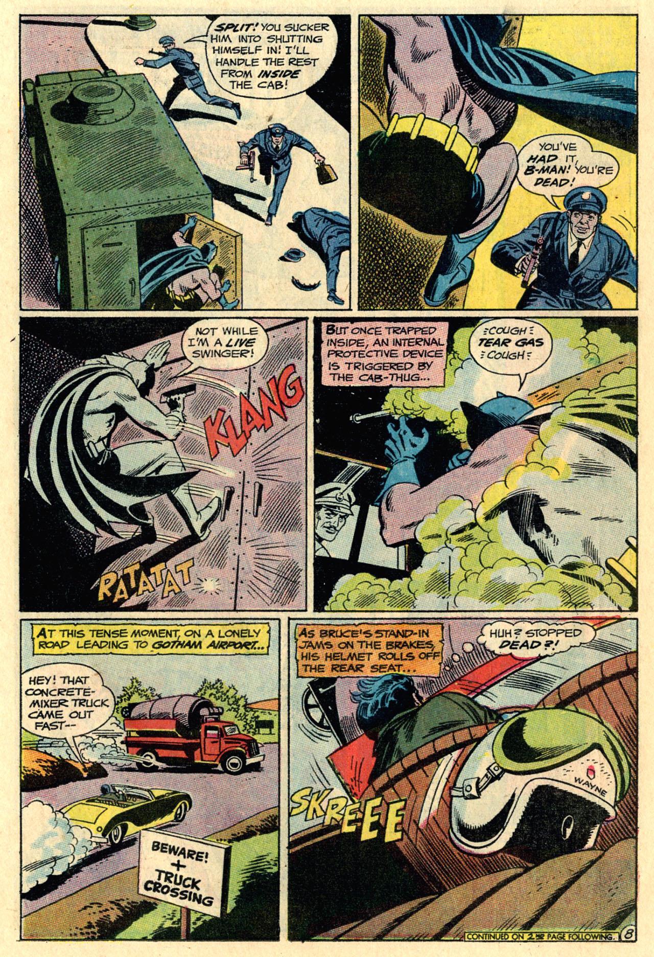 Detective Comics (1937) 386 Page 10