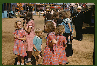 Image: At the Vermont state fair, Rutland (LOC), taken circa 1939, by Jack Delano photographer, on Flickr