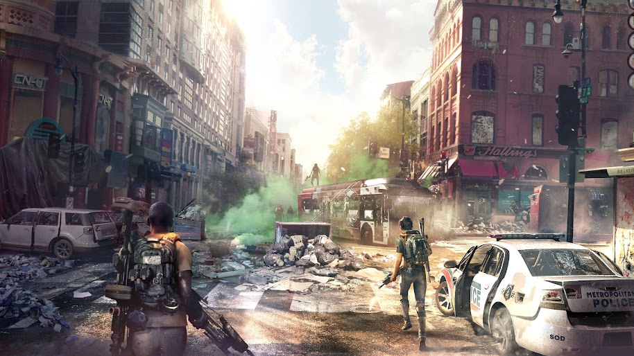 The Division 2 4k Wallpaper 5