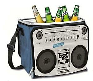 Boombox Picnic Cooler Bag