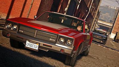 Grand Theft Auto V (PC) 2015