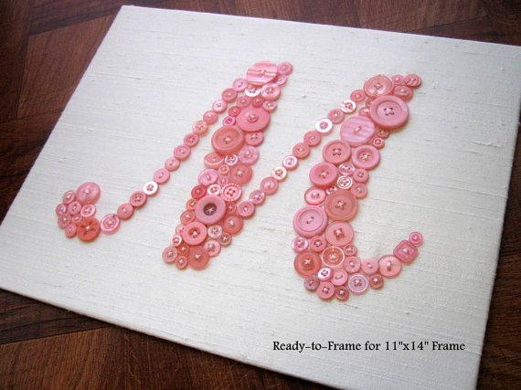V & M: Button Art
