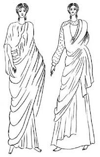 Toga merupakan bentuk pakaian resmi yang dipakai sebagai tanda kehormatan di zaman republik dan kerajaan di Roma