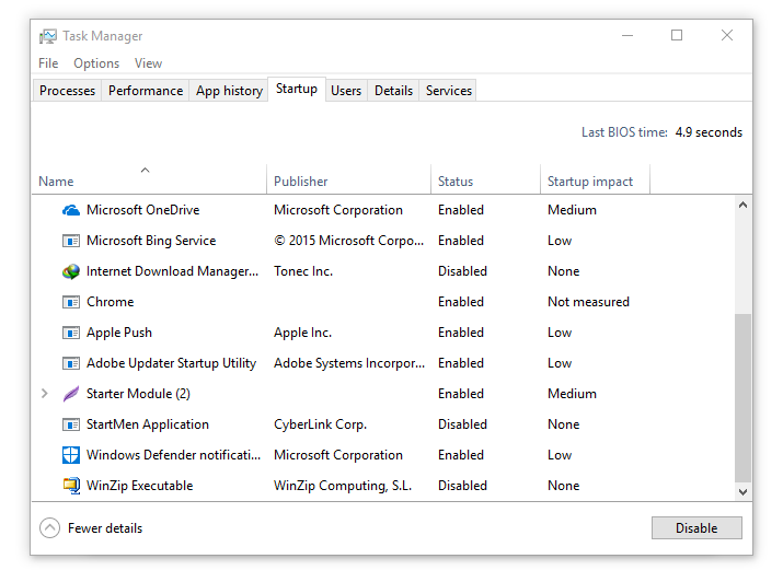 How To Disable Windows Startup Programs - Make Your Windows