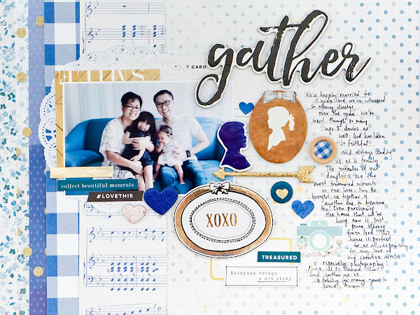 Maggie Holmes Design Team : Gather