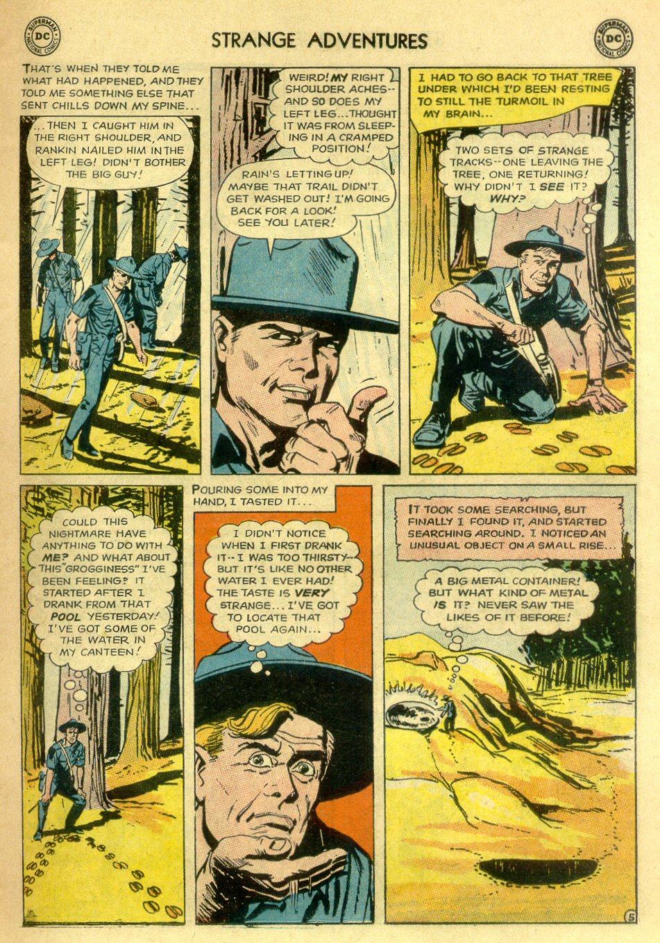Strange Adventures (1950) issue 172 - Page 7