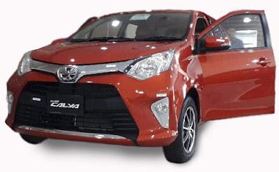 Harga Mobil Toyota Calya Baru dan Bekas Update Terbaru 2017