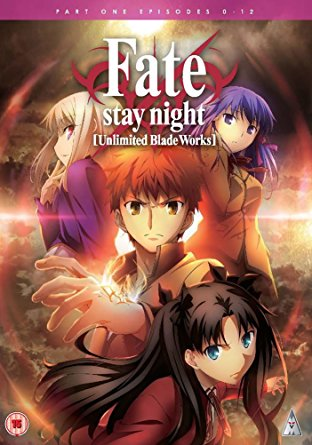 Fate stay night [24/24 + ovas] [Sub Español] [Mega]