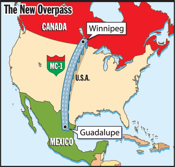 Mexicans Traveling To Canada