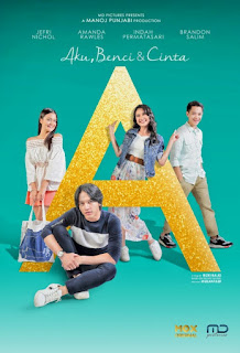 Download film A: Aku, Benci & Cinta (2017) WEB-DL