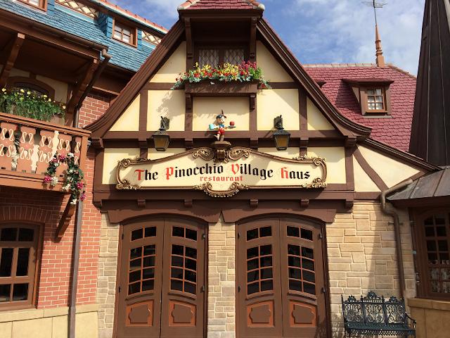 Informações do restaurante Pinocchio Village Haus