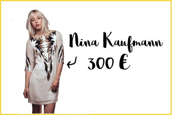 Vestido de novia de Nina Kaufmann