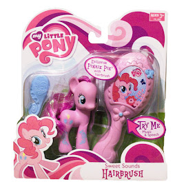 MLP Sweet Sounds Hairbrush Pinkie Pie Figure by KIDDesign