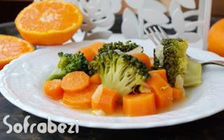 Havuclu Brokoli Yemegi
