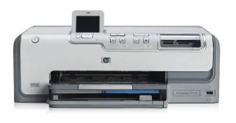 HP Photosmart D7100 Download drivers & Software
