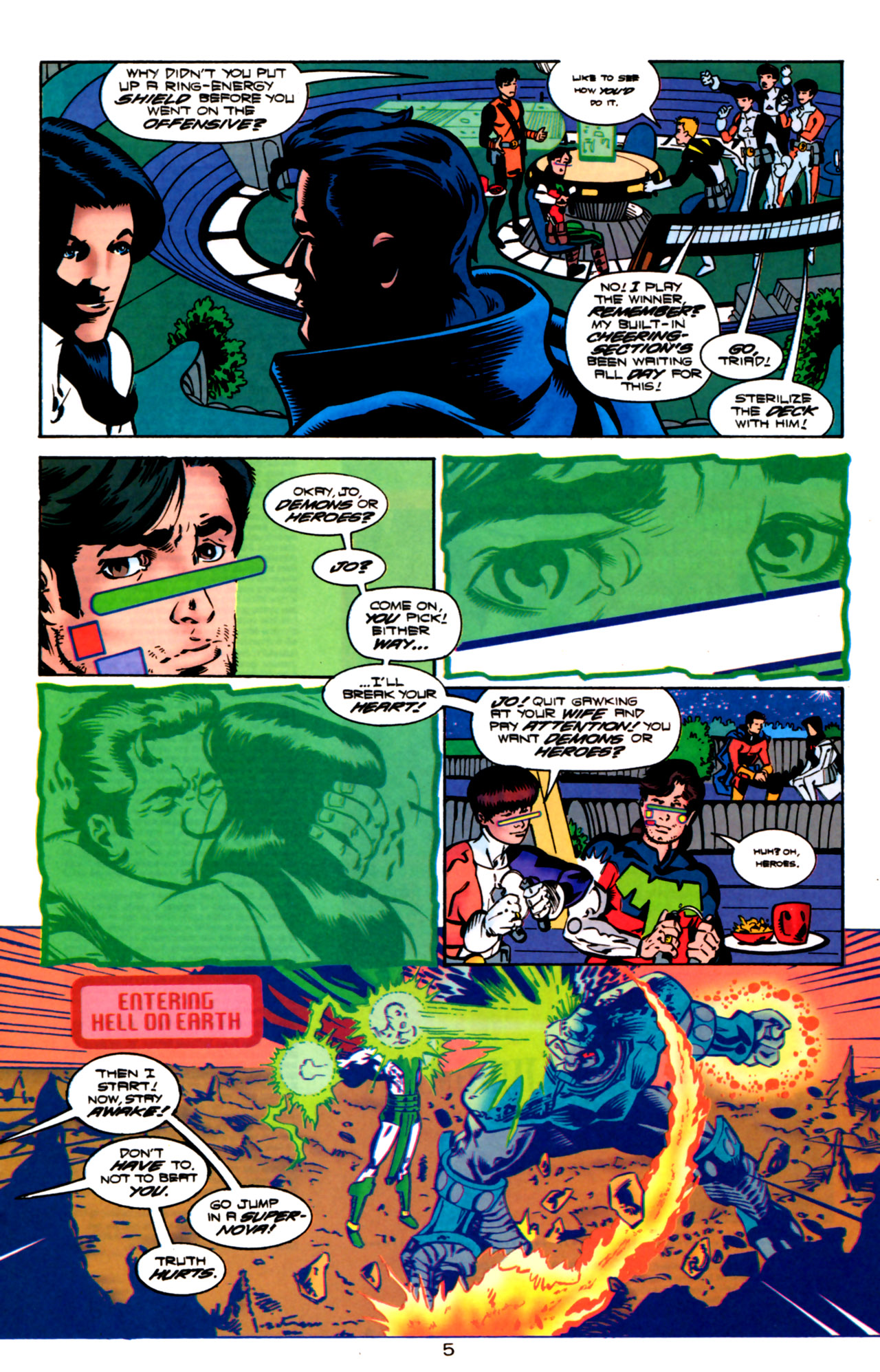 Legion of Super-Heroes (1989) 119 Page 4