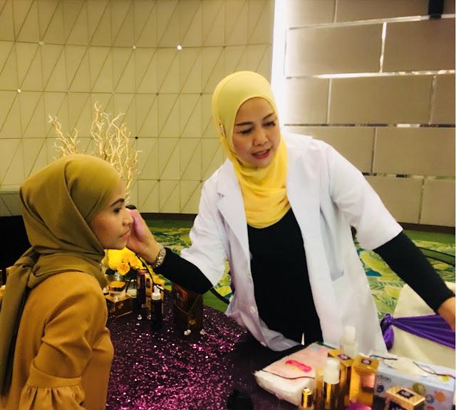 Safi Rania Gold Beetox