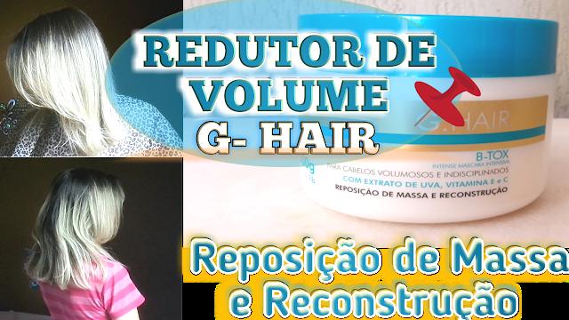 REDUTOR DE VOLUME