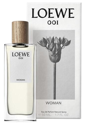 eau de parfum Loewe 001 mujer perfume