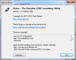 Download Rufus Terbaru Versi Full kuyhaa