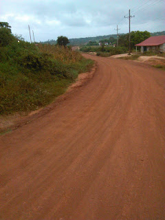 A road from Kilifi to Bamba in kilifi county.