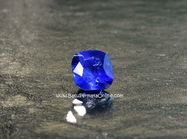 Batu Royal Blue Khasmir Safir