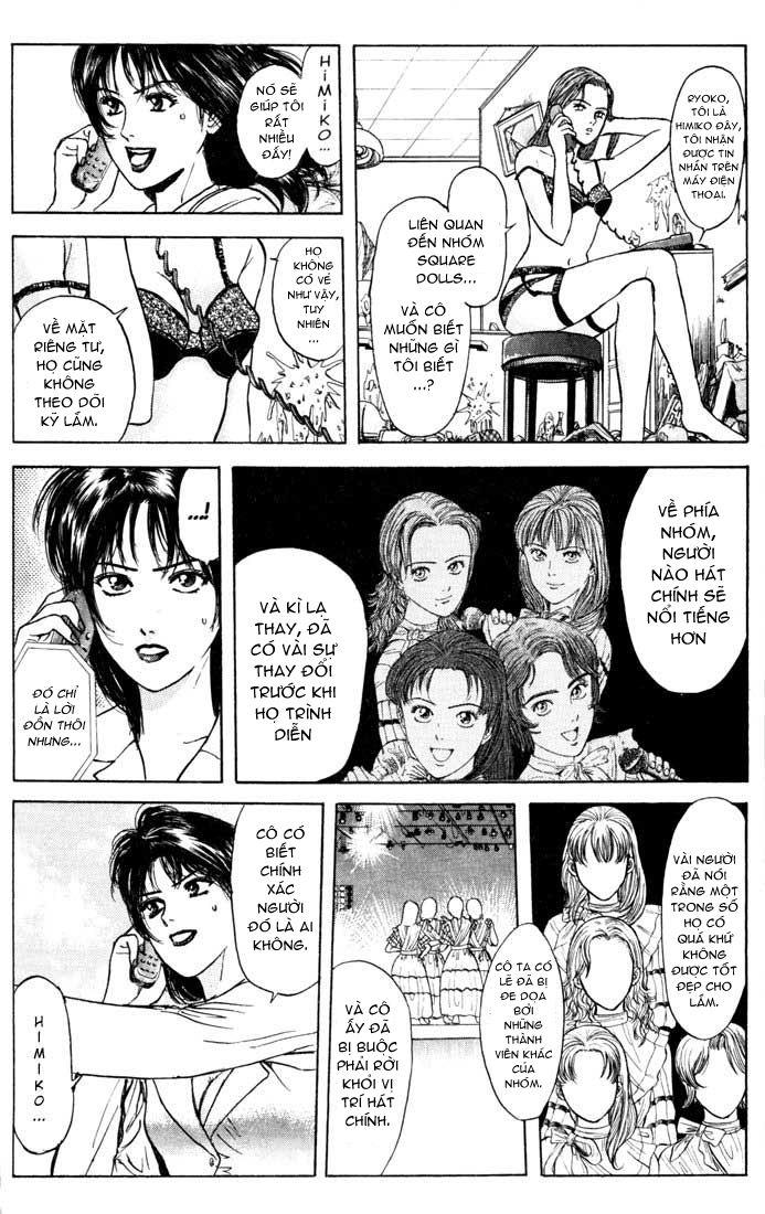 Psychometrer Eiji chapter 33 trang 4