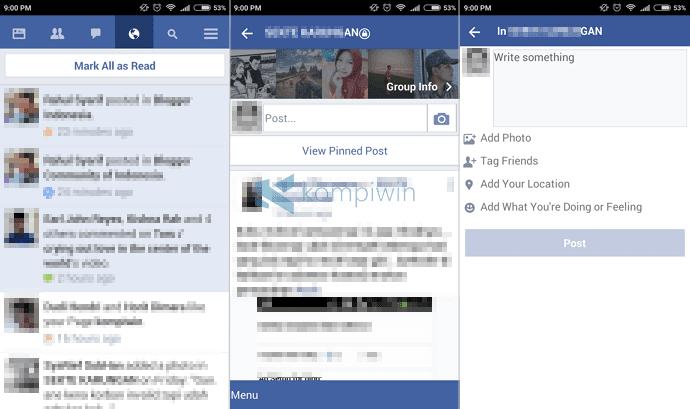 facebook lite aplikasi terbaik android