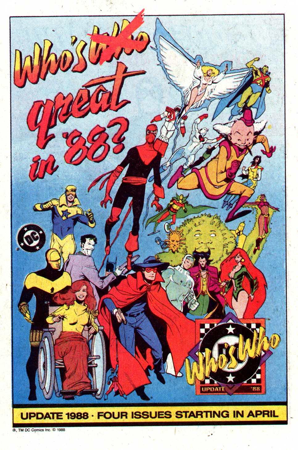 Read online Secret Origins (1986) comic -  Issue #28 - 42