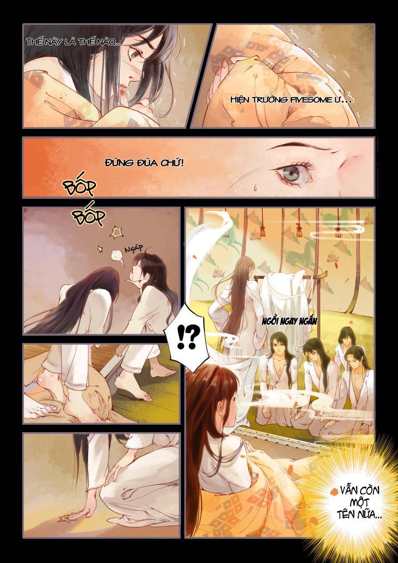 Phượng Tù Hoàng Chapter 1 - Trang 6