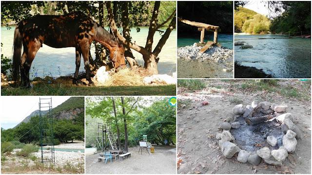 Συνεχίζονται οι αυθαιρεσίες στον ποταμό Αχέροντα (Στενά Αχέροντα - Γλυκή) - 16 φωτογραφίες