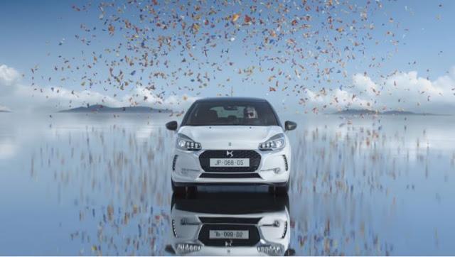 Canzone Pubblicità nuova Citroen DS3 spot con la vecchietta 2016