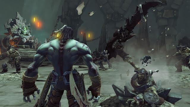 Darksiders II - Xbox360 - Captura 1